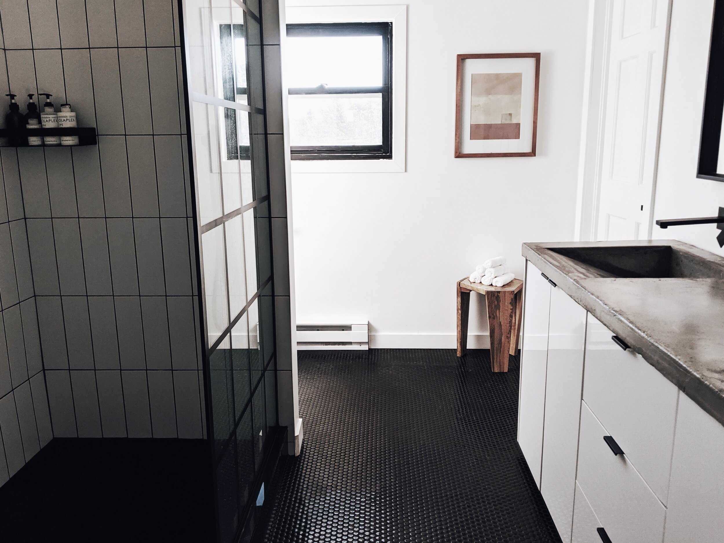home series how to get black grout