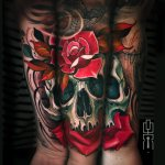 Neo Traditional Lantern Tattoo Tattoo