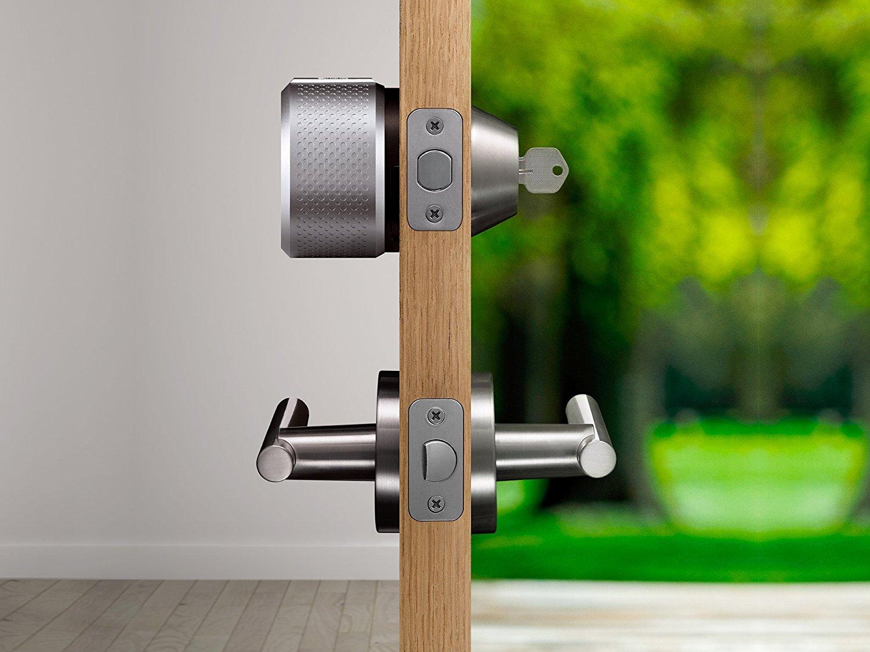 kunci rumah pintar