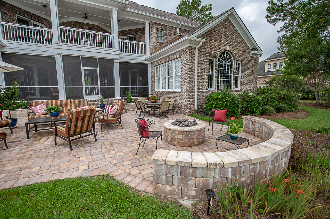 Retaining Walls and Seating Walls   How To Add Wall block ... on Patio Block Wall Ideas id=85921