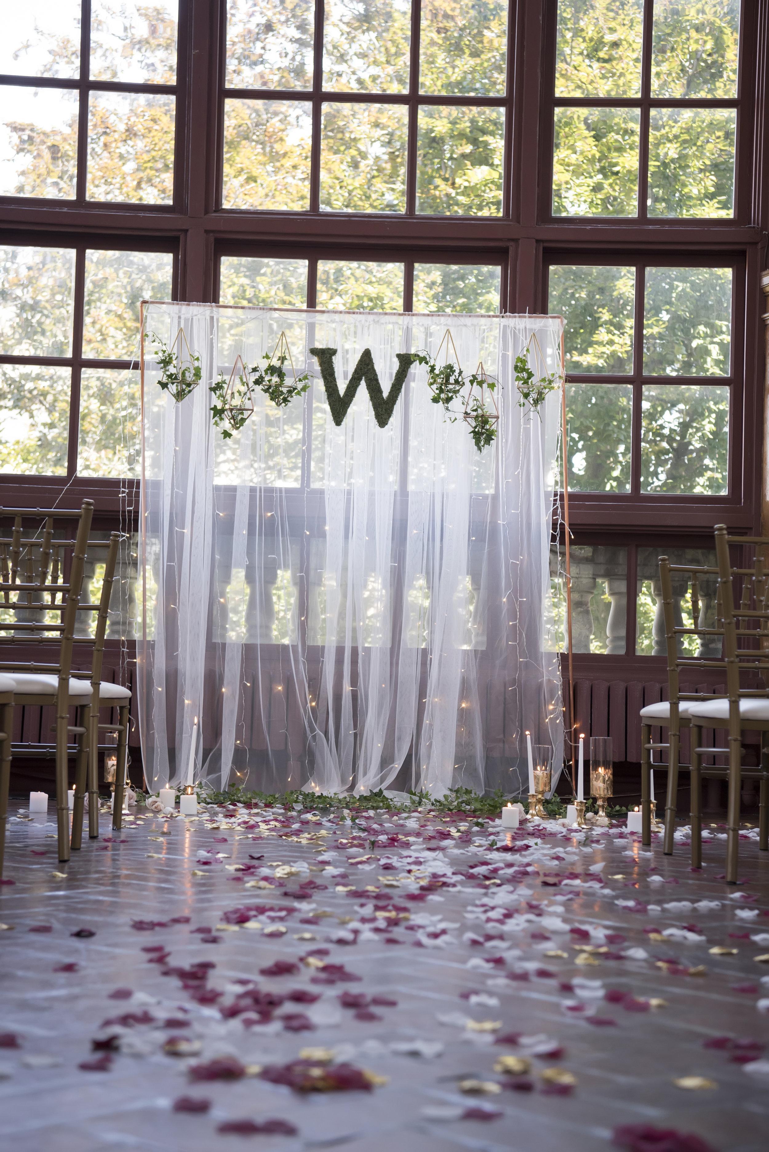 cheap wedding backdrop ideas blog simply handmade