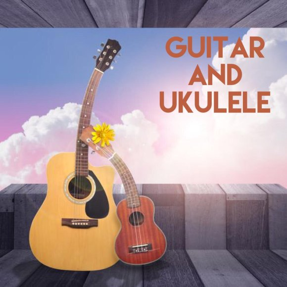 SHOWCASE CLASS:GUITAR AND UKULELE: HOLIDAY CLASSICS! — EDGE of Orion
