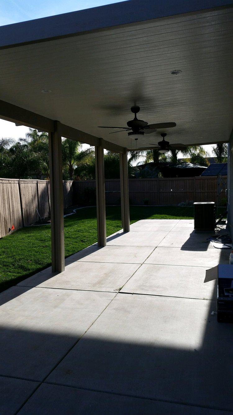 aluminum patio covers ontario