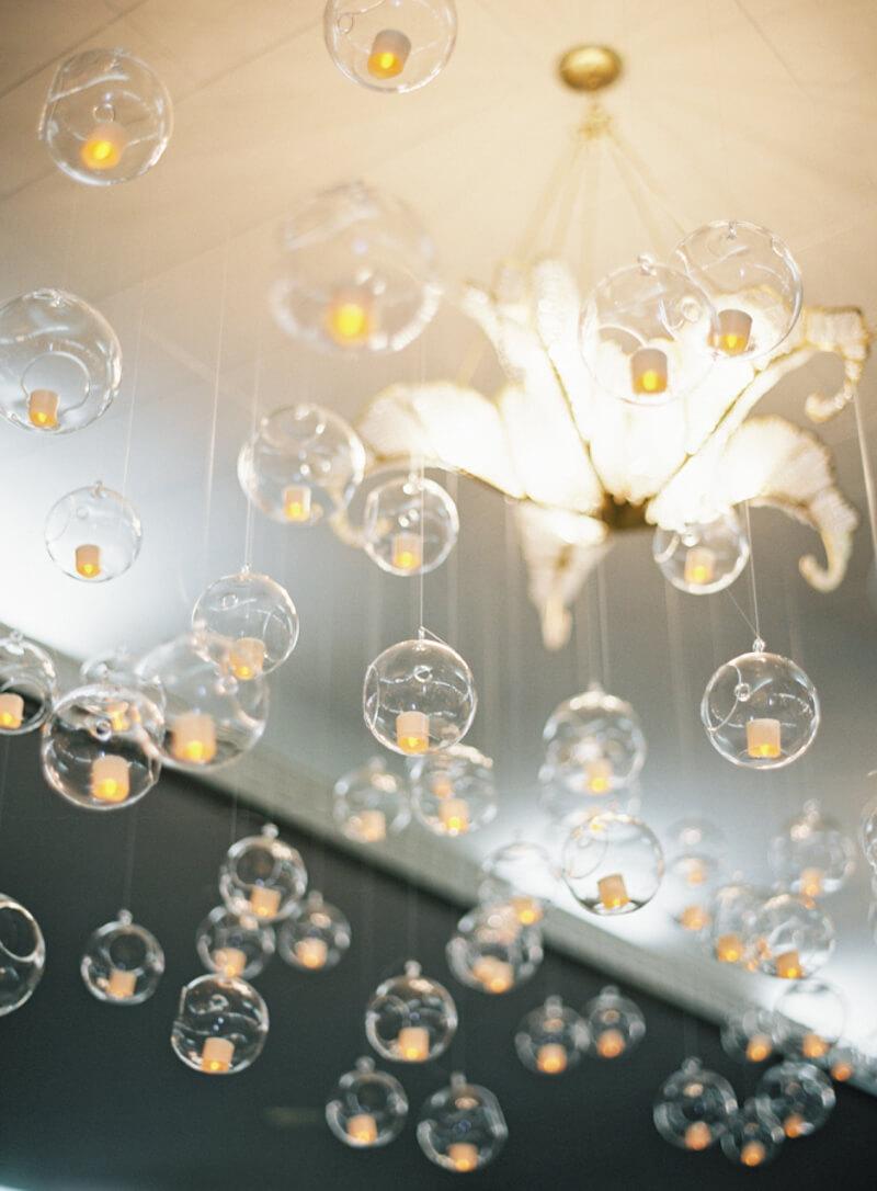 unique lighting ideas wedding