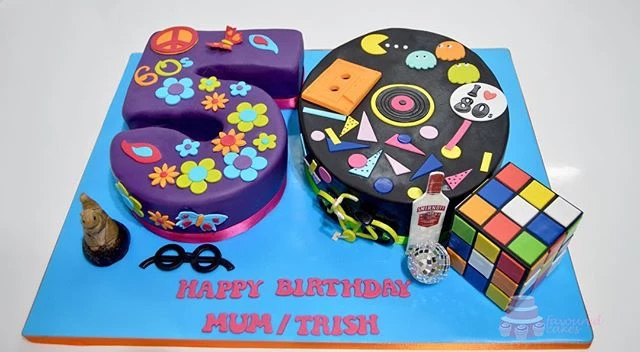 number letter cakes favoured cakes