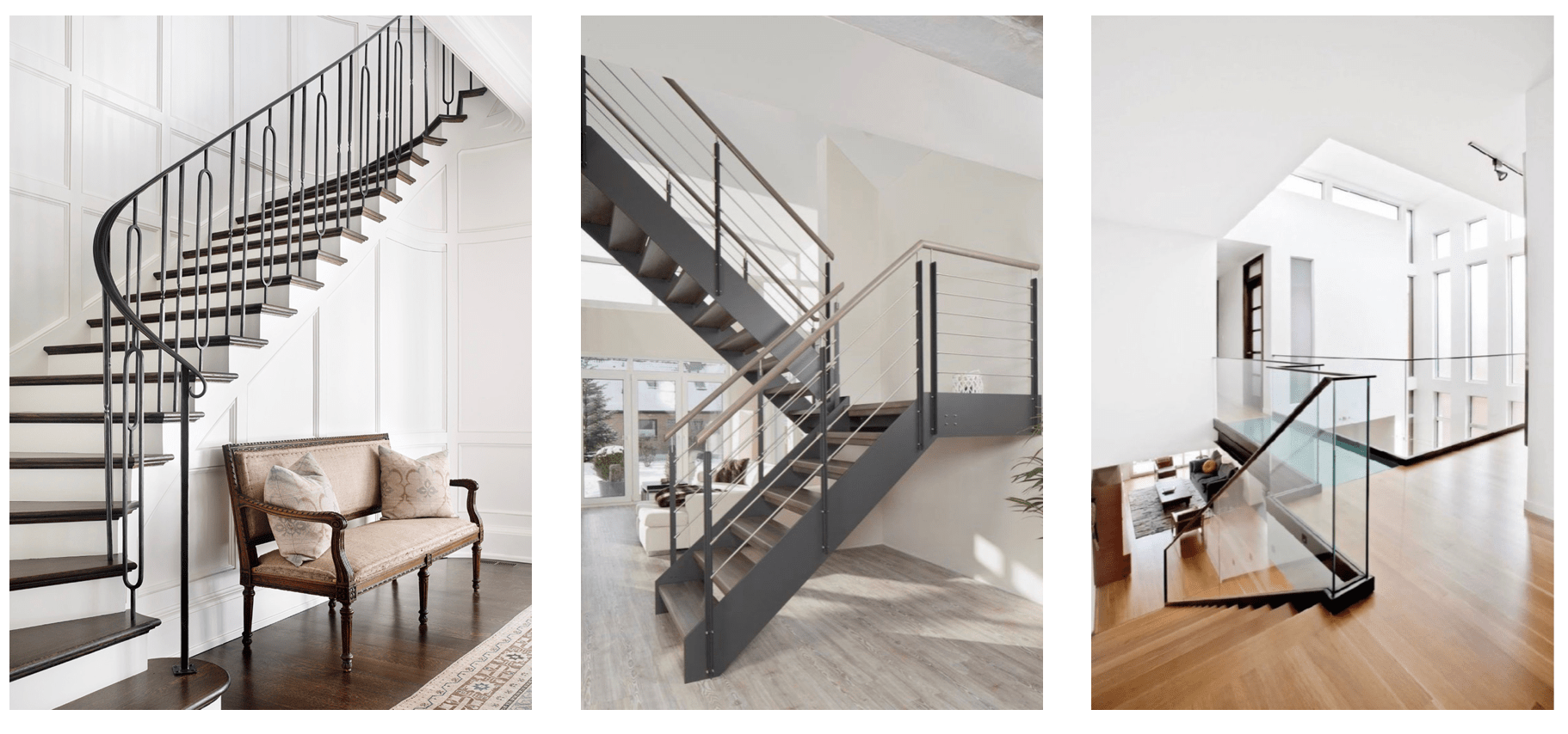 What To Consider When Picking A Staircase Railing House Redo