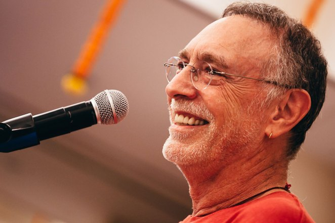 Krishna Das on saints, creating happiness, and saving your own ass… — NY YOGA + LIFE™