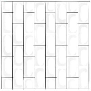 how to design subway tile backsplash
