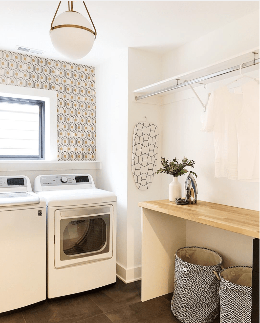 our favorite laundry room inspiration