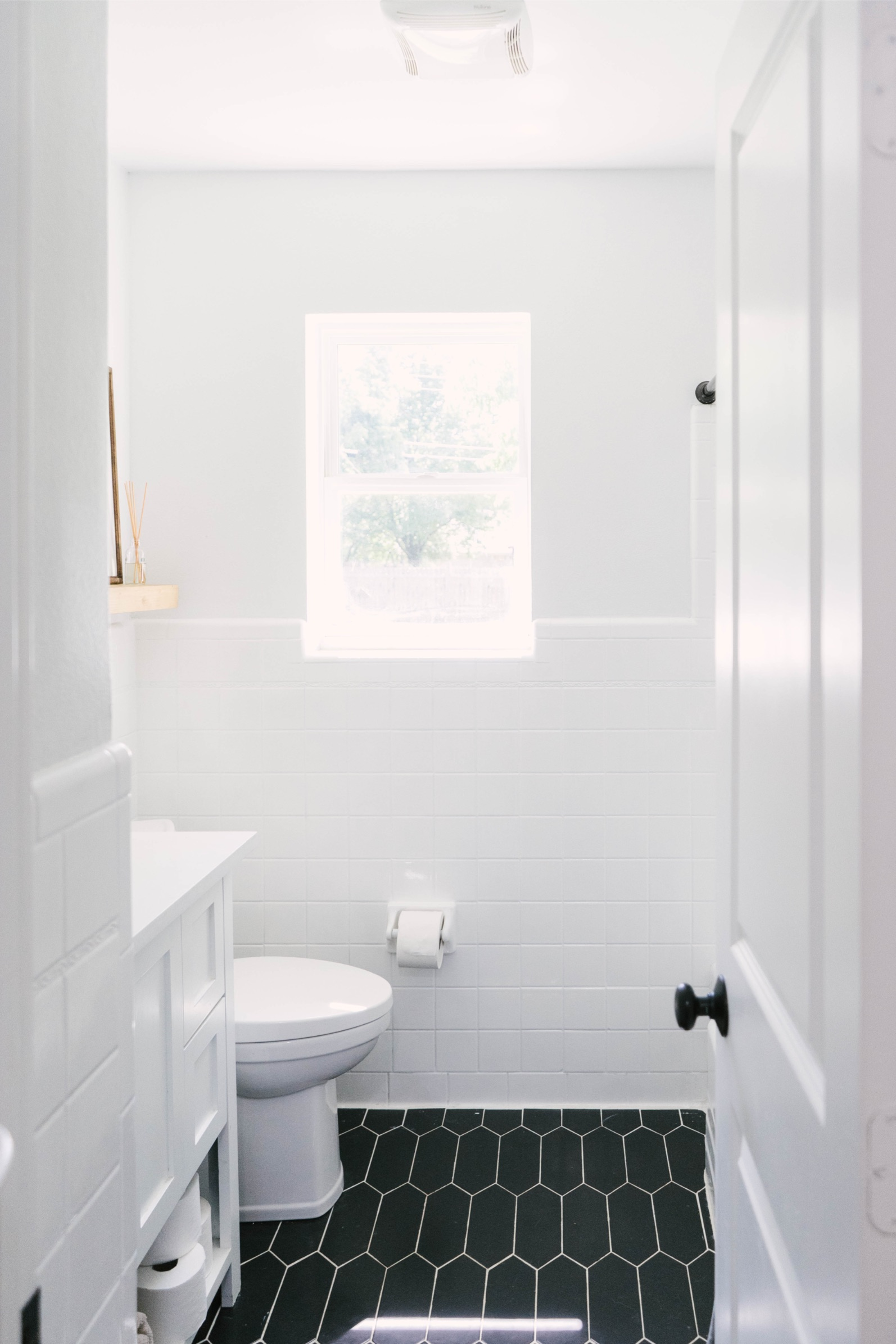 bathroom makeover how to paint shower