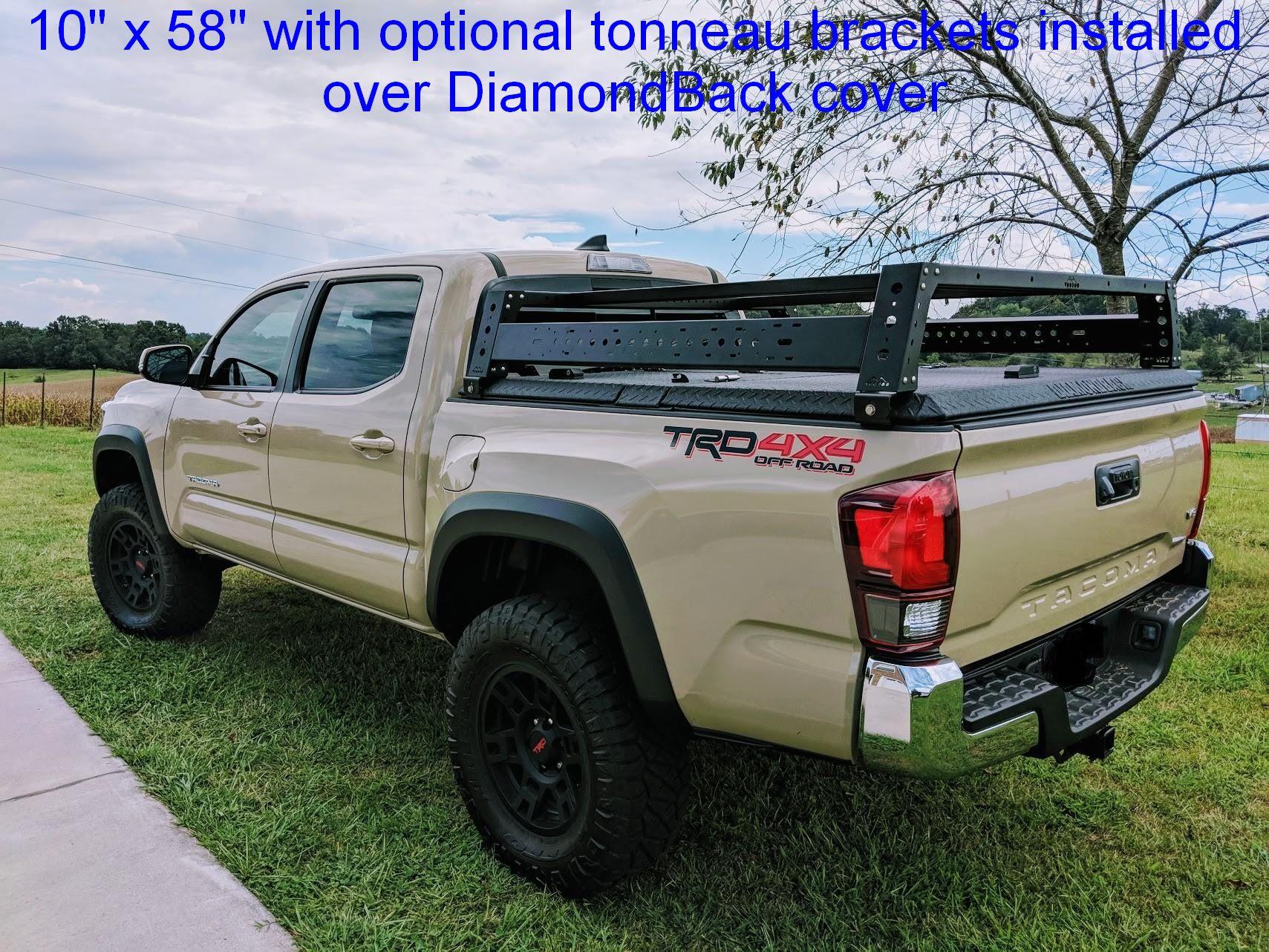 max modular taco max 10 high toyota tacoma bed rack max modular truck bed racks