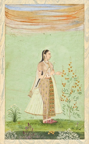 The Floral Empire: Flowers in the Arts of Mughal South Asia — Plinth et al