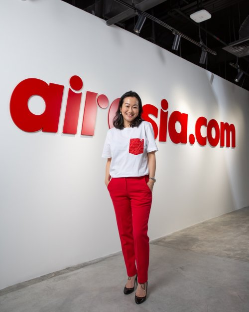 airasia.com行政總裁 Karen Chan