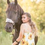 Green Bay Senior Portraits Horse Seniors Photography Blog Copper Arrow Photography Wisconsin Based Equine Photographer