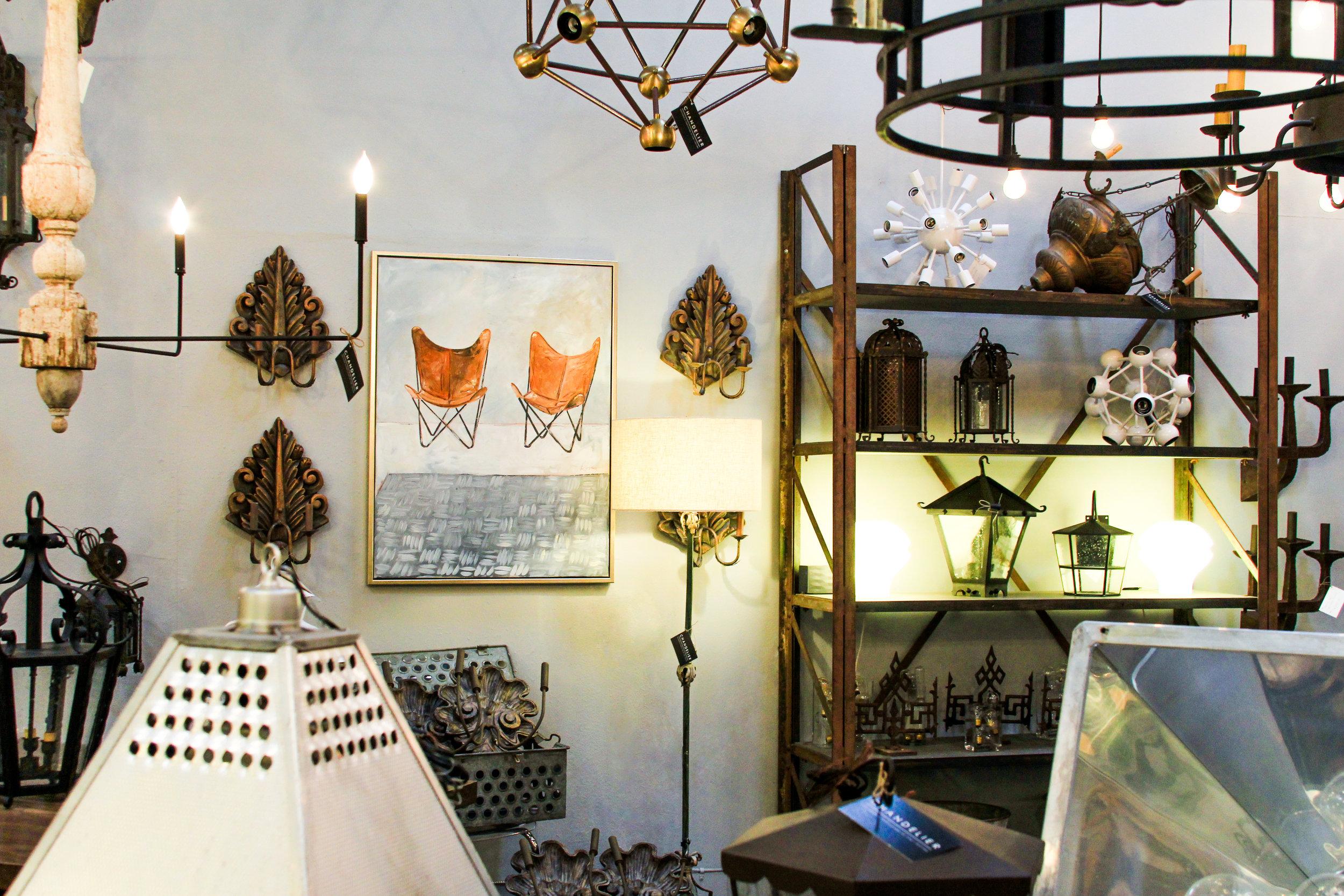 chandelier fine lighting