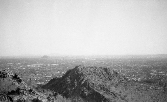 Phoenix, Arizona, January 2020. (Sorry, scanned out of order.)