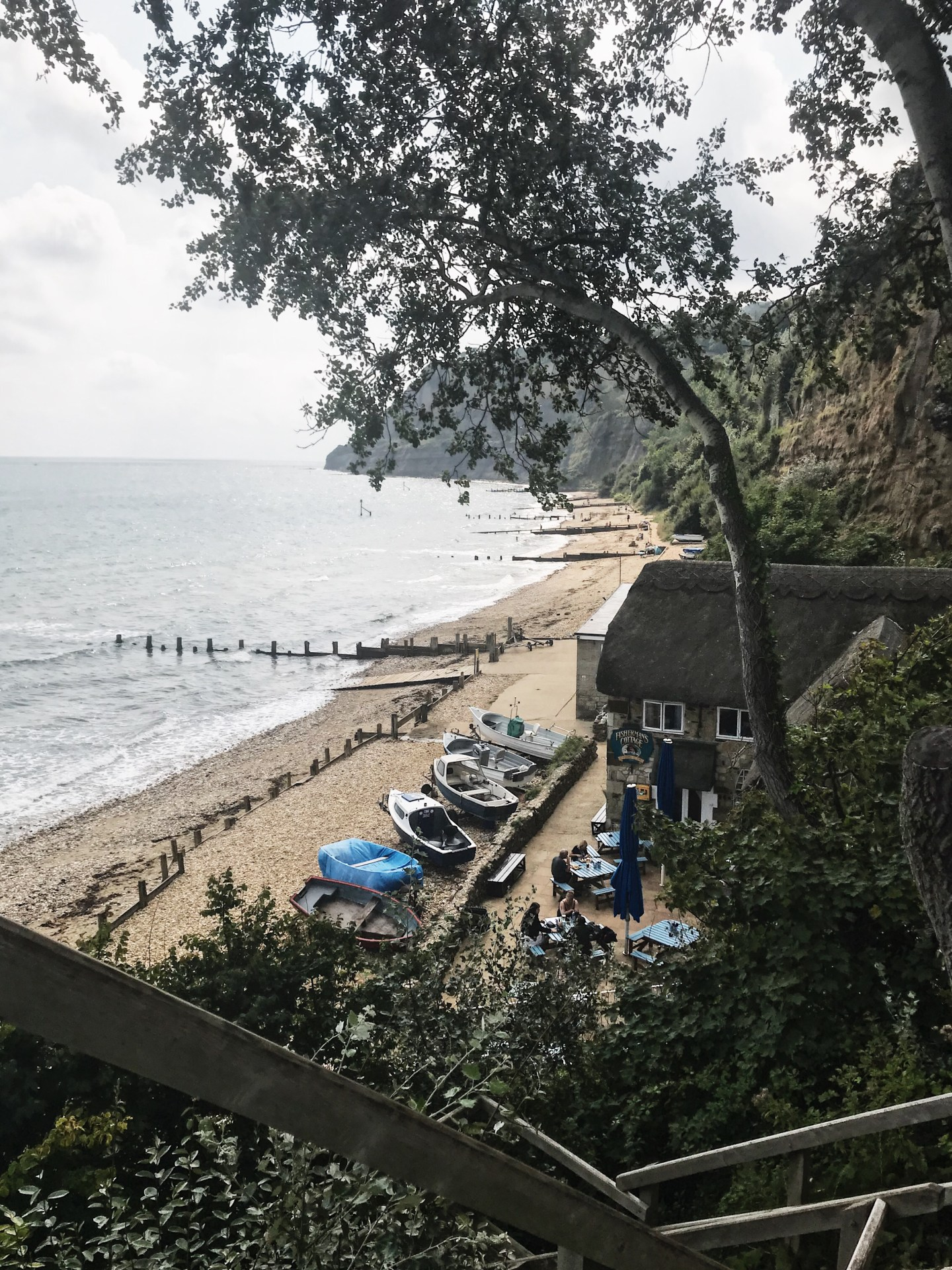 When I win at Instagram, you'll find me somewhere around here - Shanklin, Isle of Wight