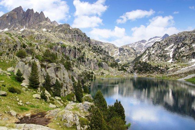 Los 15 Parques Nacionales de España - Aigüestortes y Lago de San Mauricio | Foto: Dreamstime