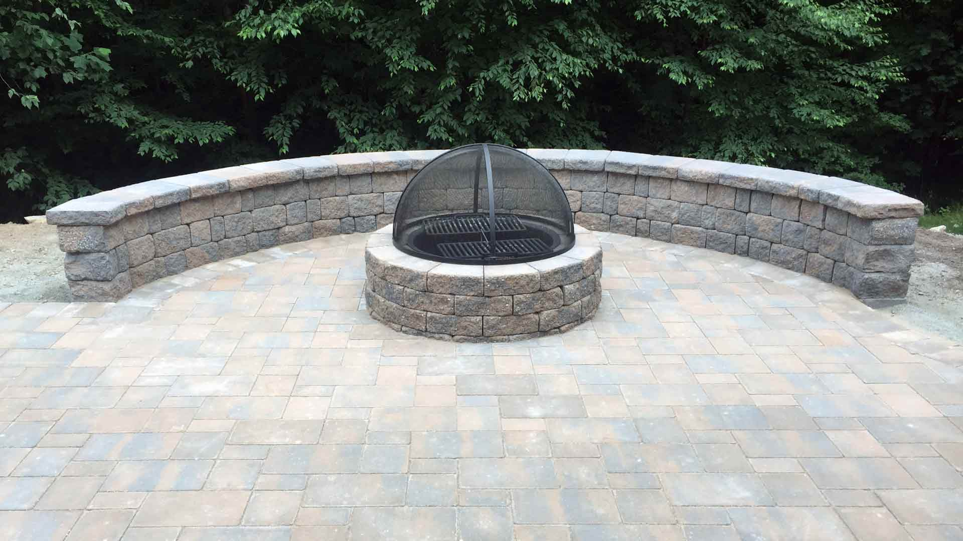 fire pits outdoor fireplaces auburn