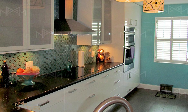 mosaics tiles kitchen backsplash