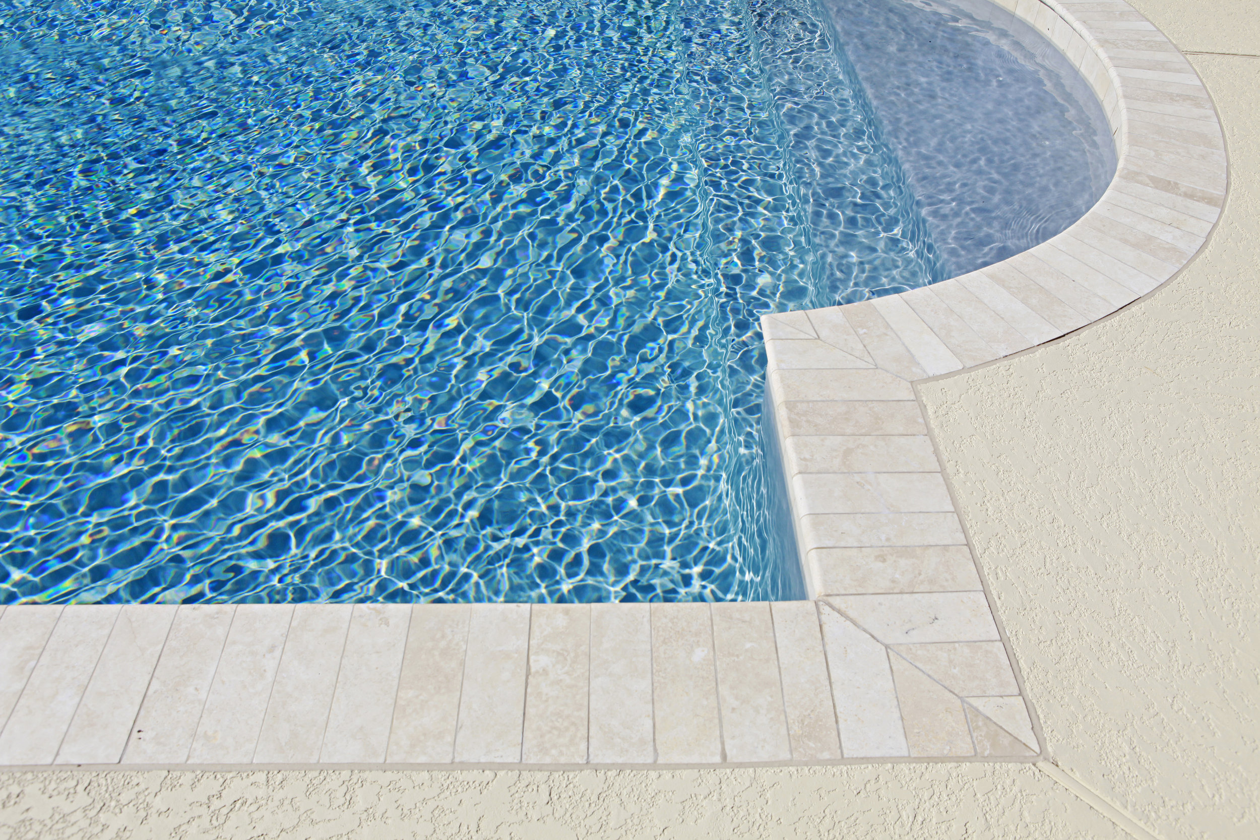 how to replace pool coping for your