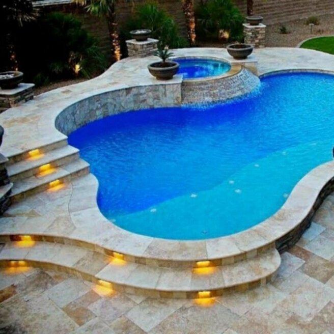 waterline tile selection