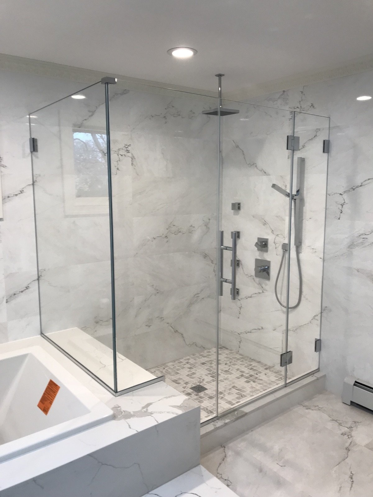 hudson valley shower glass repair and