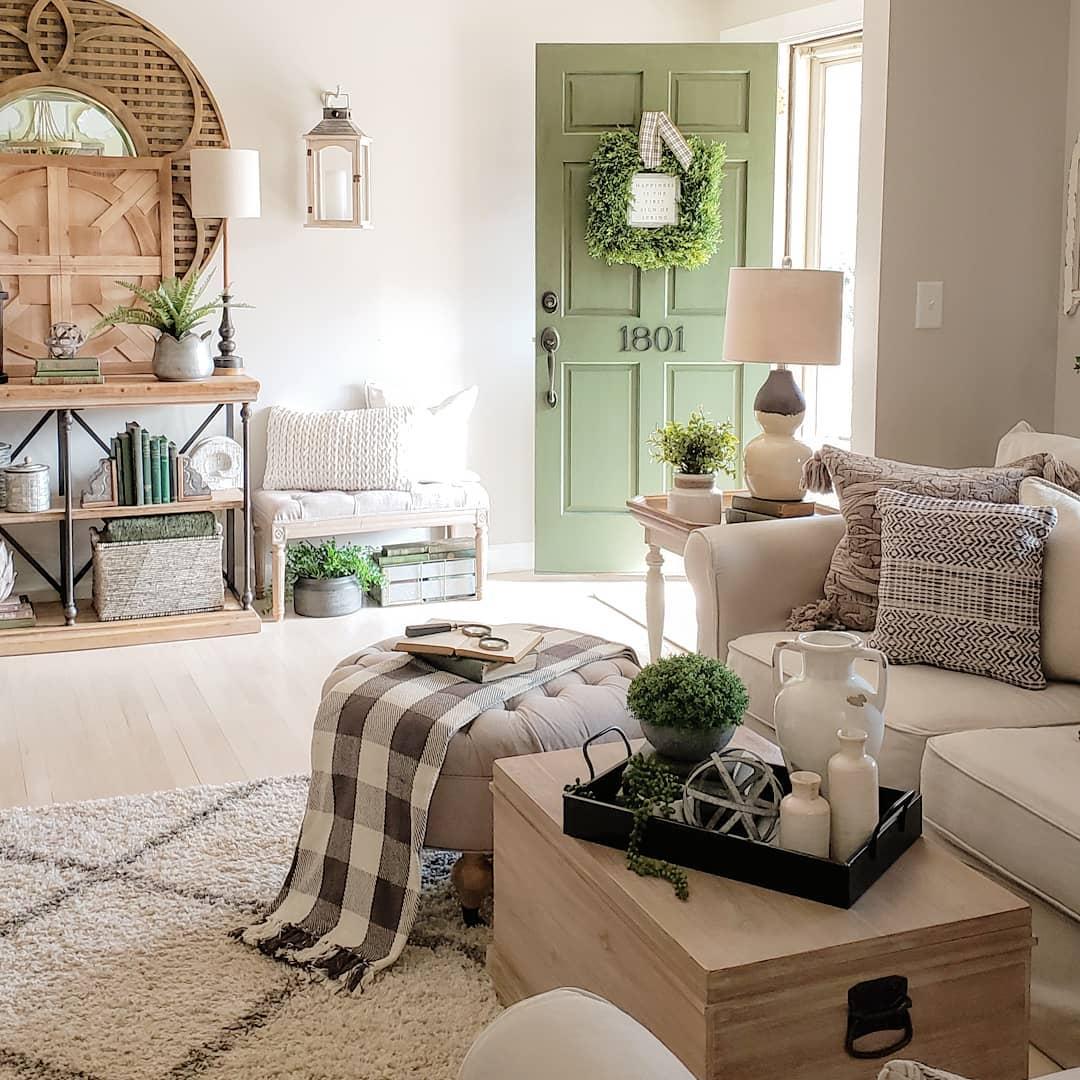 Adding Farmhouse Flair | Additional Ideas From Our ... on Kirkland's Home Decor id=74987