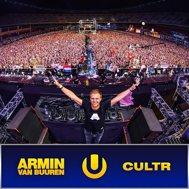 @arminvanbuuren is back on the Livestream from the @asotlive stage. Watch: CULTR.com/umf