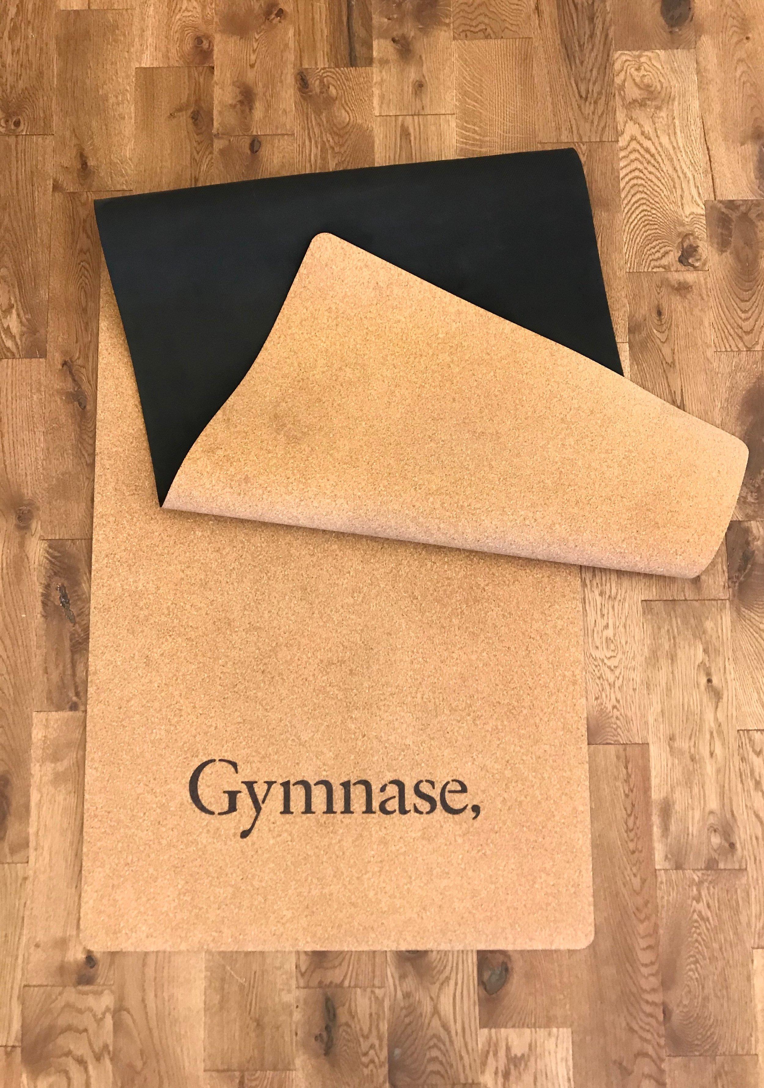 tapis de yoga ecologique gymnase