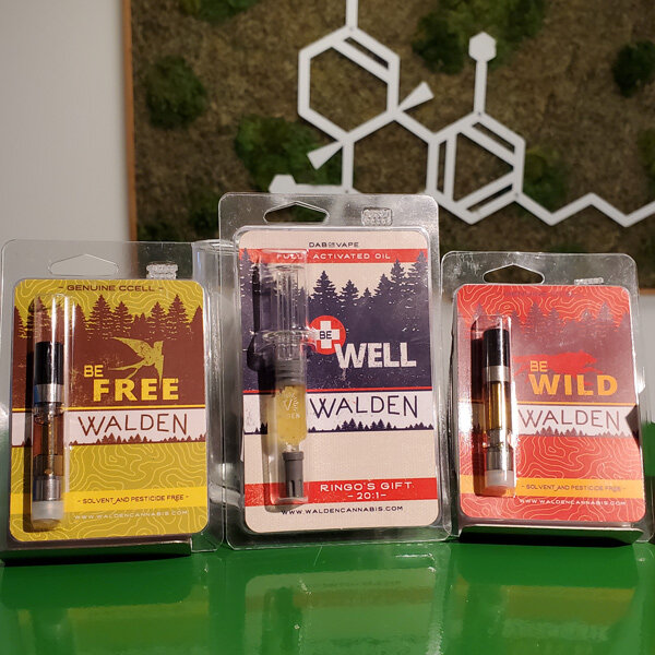 High potency concentrates from premium sun grown cannabis.