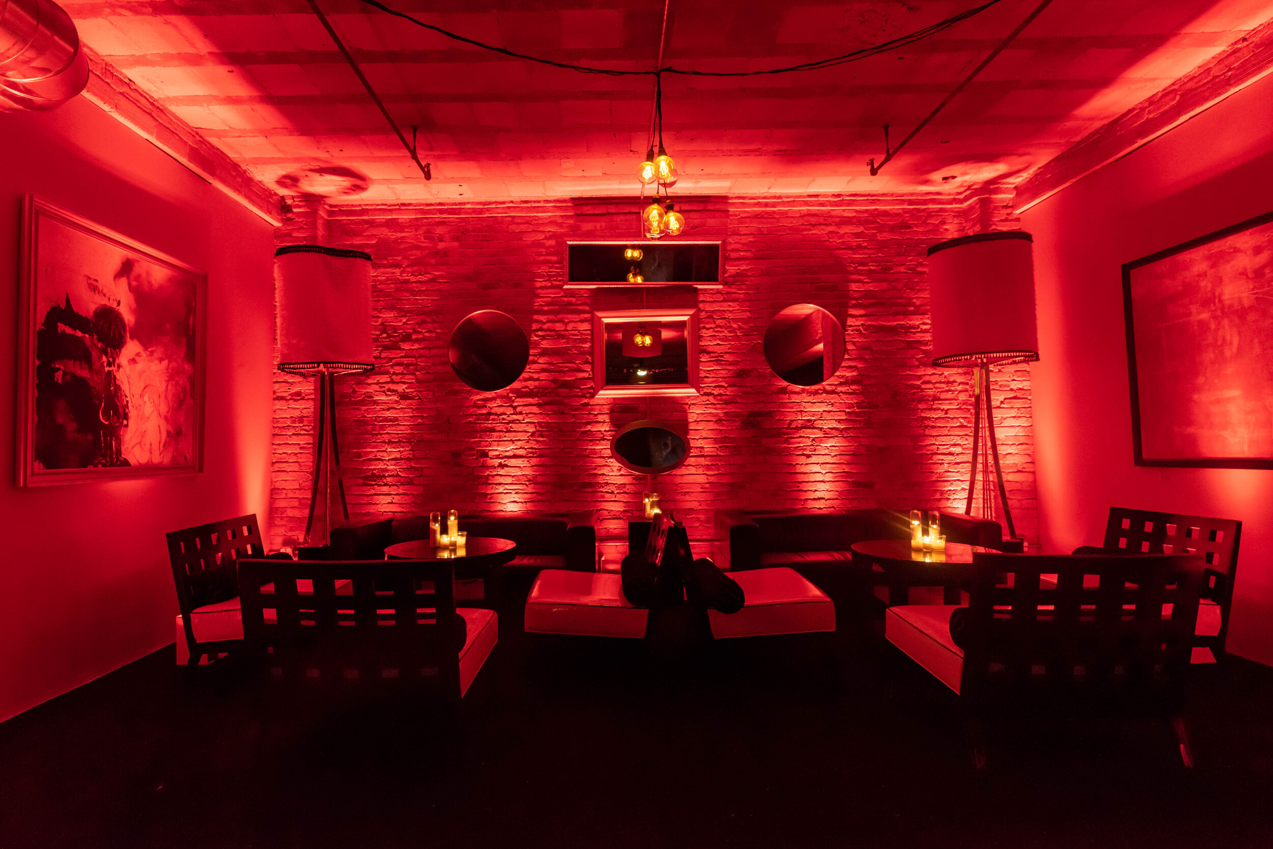 lighting design ace chicago events