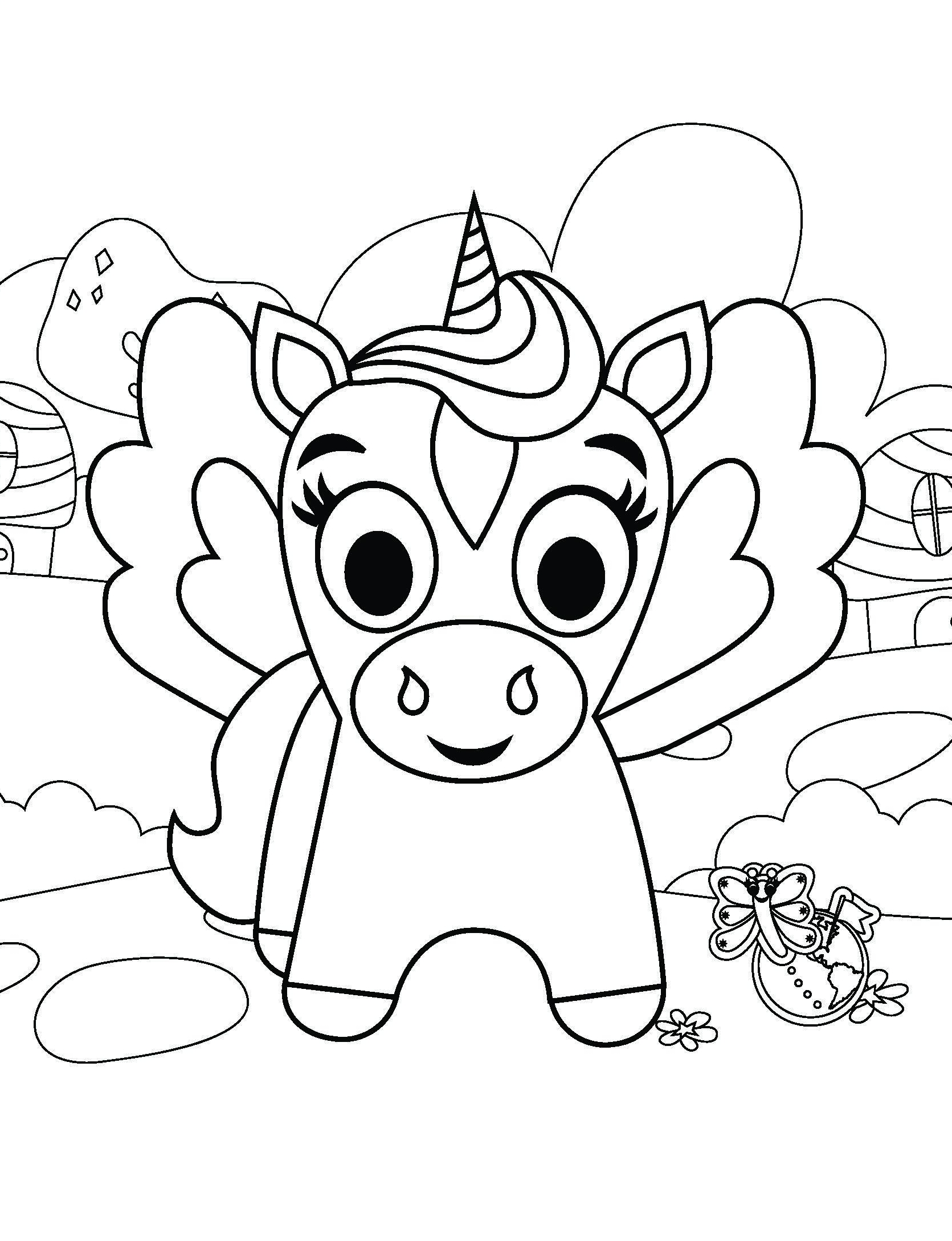 Coloring Pages Flairfriends