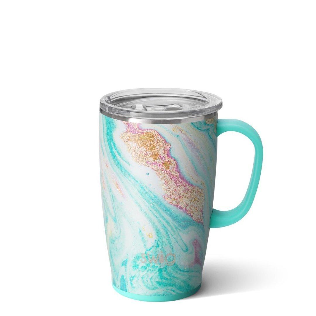 Swig 18 oz. Coffee Mug in Wanderlust