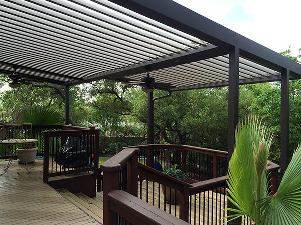 louvered patio covers patio pros