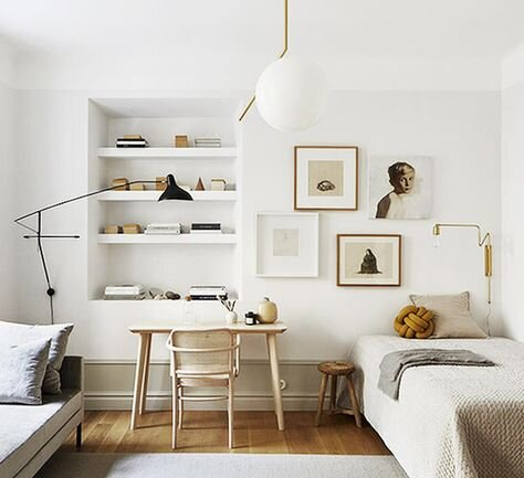 40 Inspiring Small Home Office Ideas The Nordroom