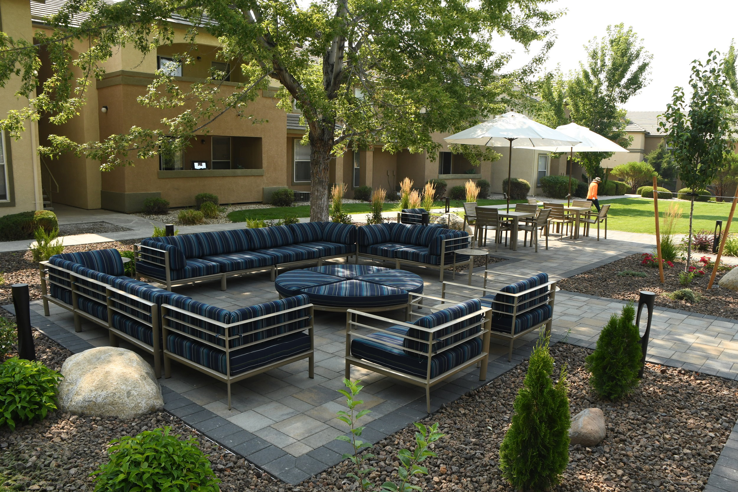 FireSky Outdoor: Designed by Landscape Architects, Built ... on Backyard Landscape Designers Near Me  id=52358