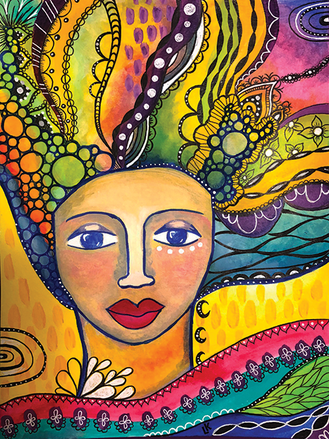Joyful Day - Limited Edition Fine Art Print, Signed, Numbered