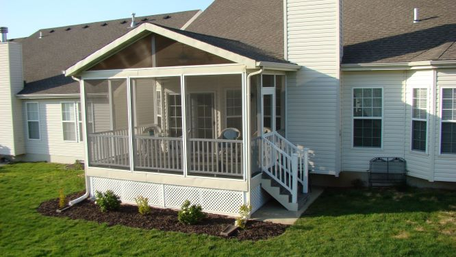 room addition and sunroom contractor