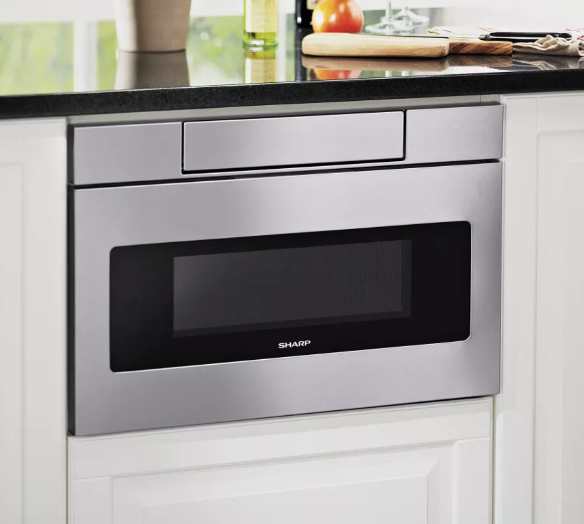 why we love microwave drawers