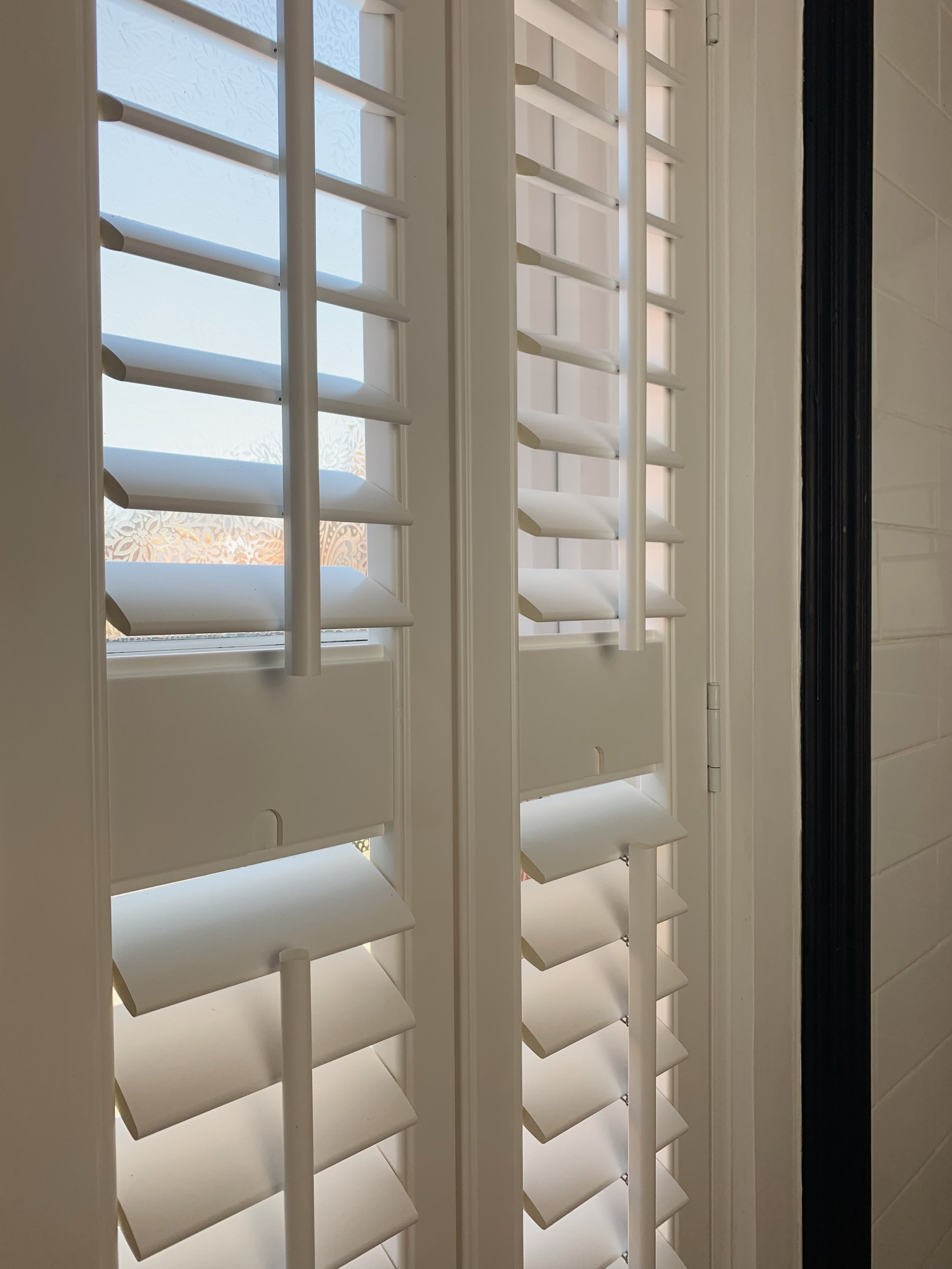 Plantation Shutters With 247 Blinds The House That Black Built