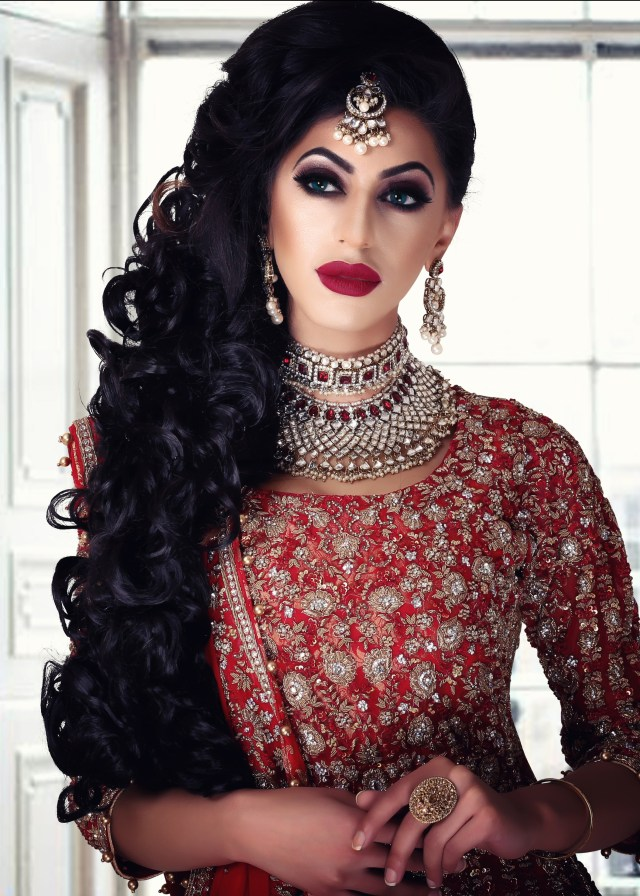 training courses | asian bridal makeup courses — saharamakeup