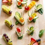 Kids Creative Fruit Platter Ideas Childsplay
