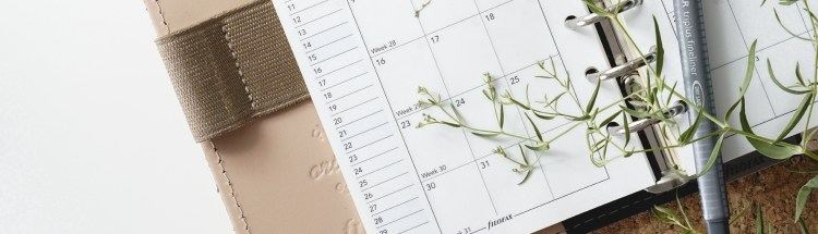scheduling productivity tips