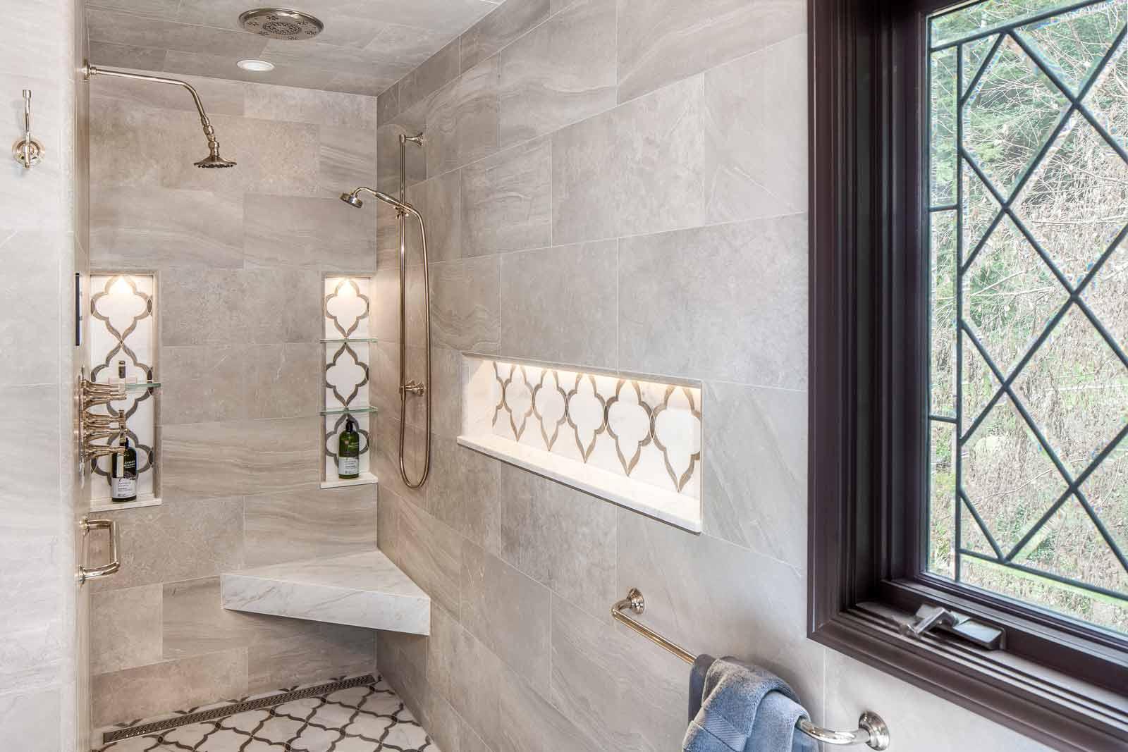 bathroom niche led lighting let s