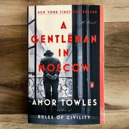 A Gentleman in Moscow — Hills & Hamlets Bookshop