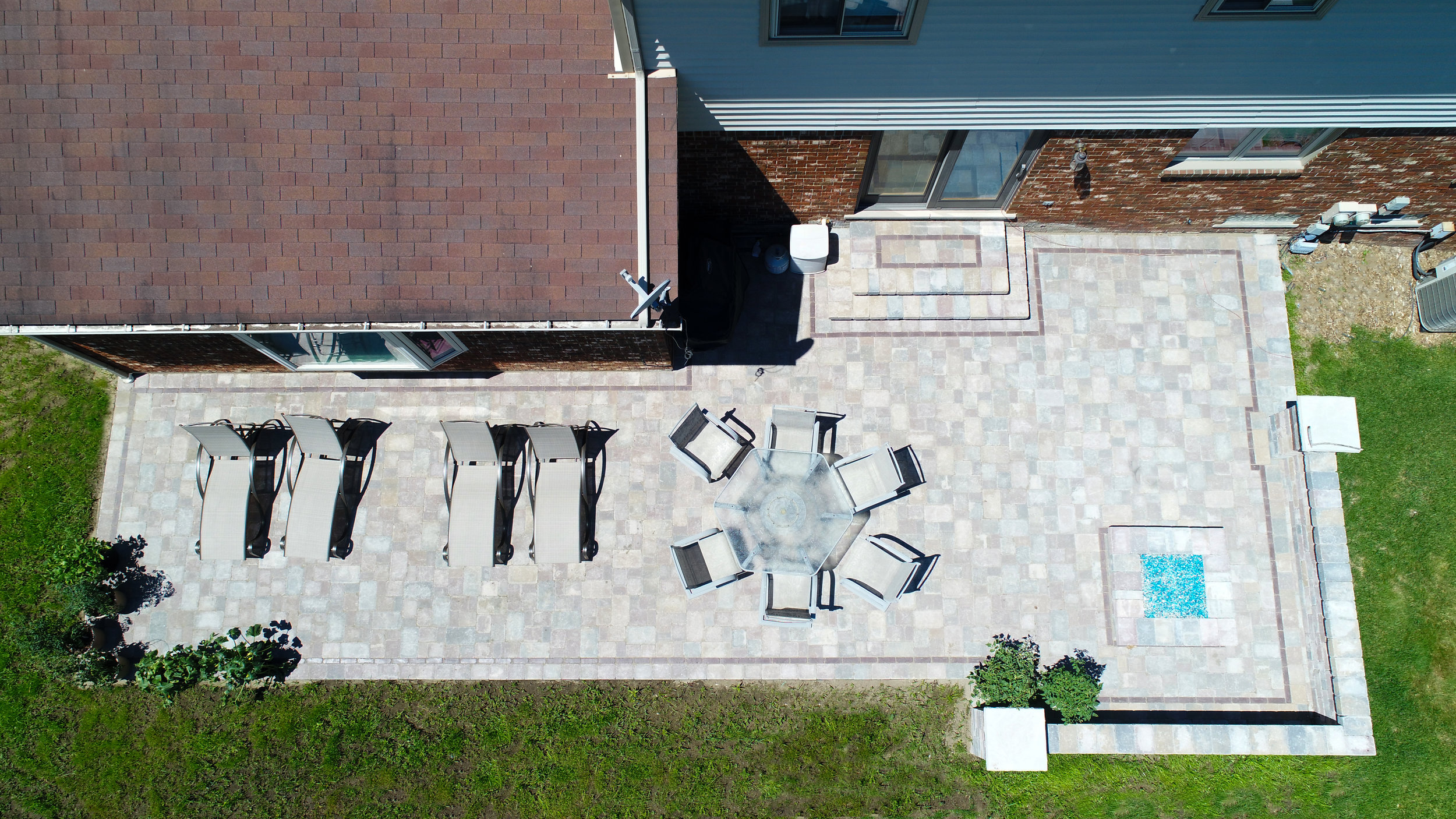 7 laying patterns for your patio pavers