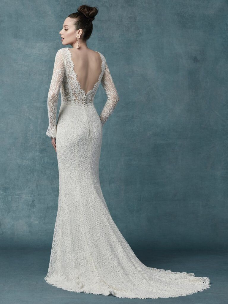 Long Sleeve Wedding Dresses Arlet Bridal Couture