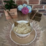 How To Make A Feather Wall Decoration Upcycgirl