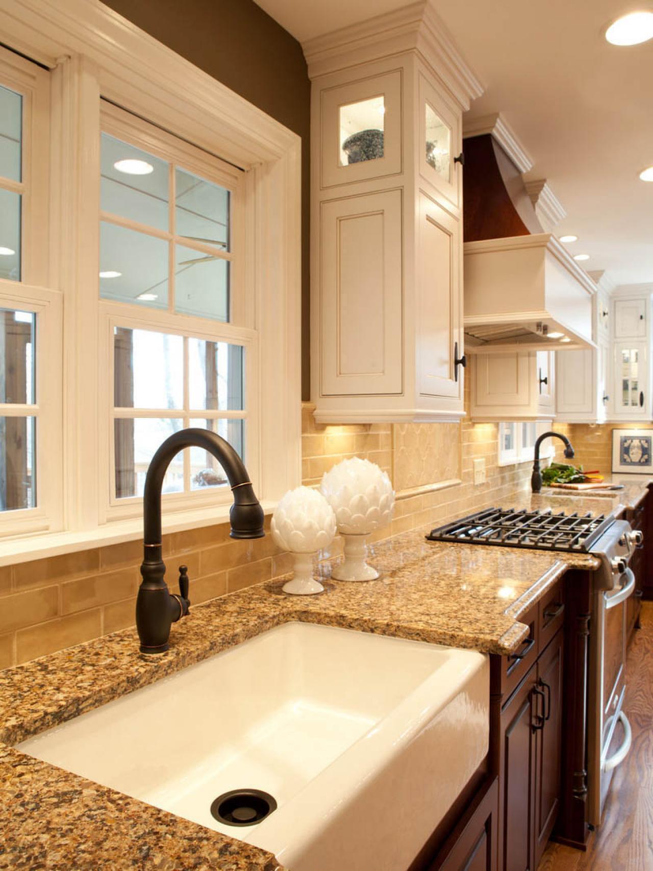 choosing backsplash tile for busy